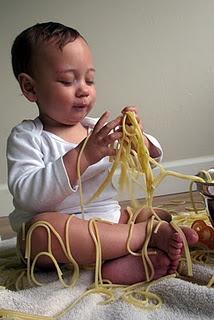 Infant & Toddler Montessori activities