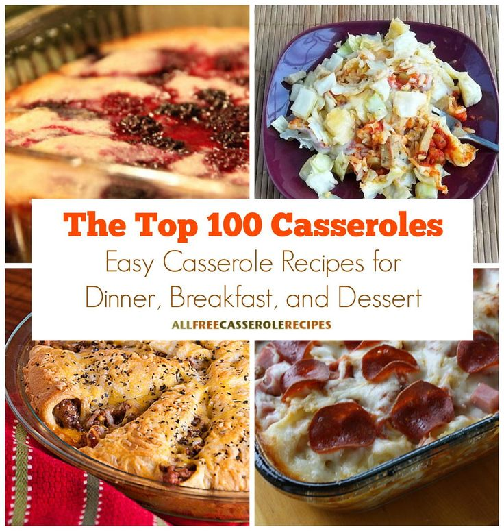17 Best Images About Main Dish Casserole Recipes On
