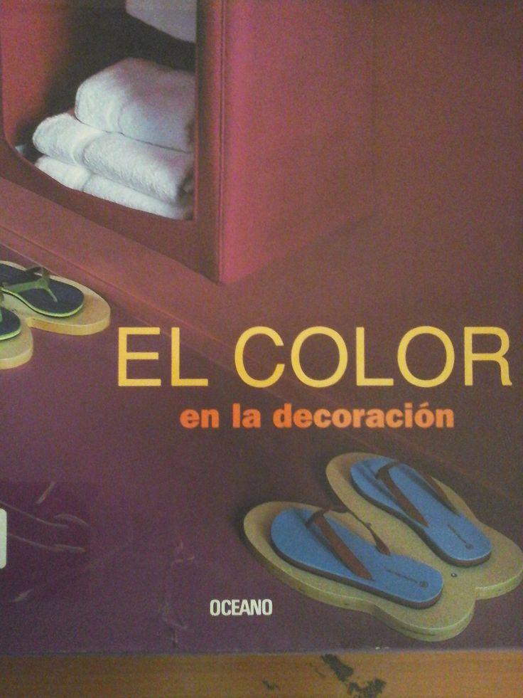 Feduchi, Marta. El Color En La Decoración. 1ª ed. Barcelona: Océano, 2003. Disponible en la Biblioteca de Ingeniería y Ciencias Aplicadas. (Primer nivel EBLE)