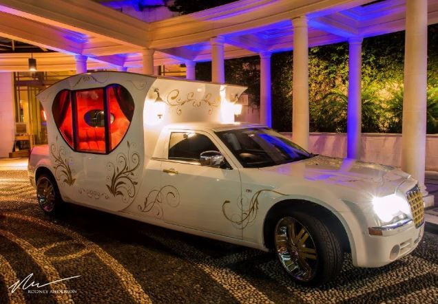 Unique Car Hire for School Formals and Balls @ Alan Casey Entertainment Agency