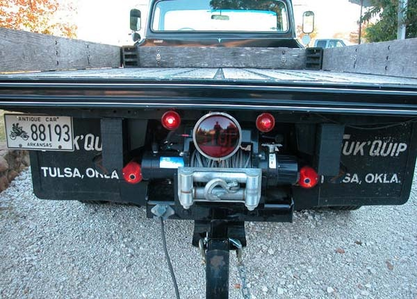 1965 Chevy C30 Flatbed Dually 6066 Chevy Truck Parts