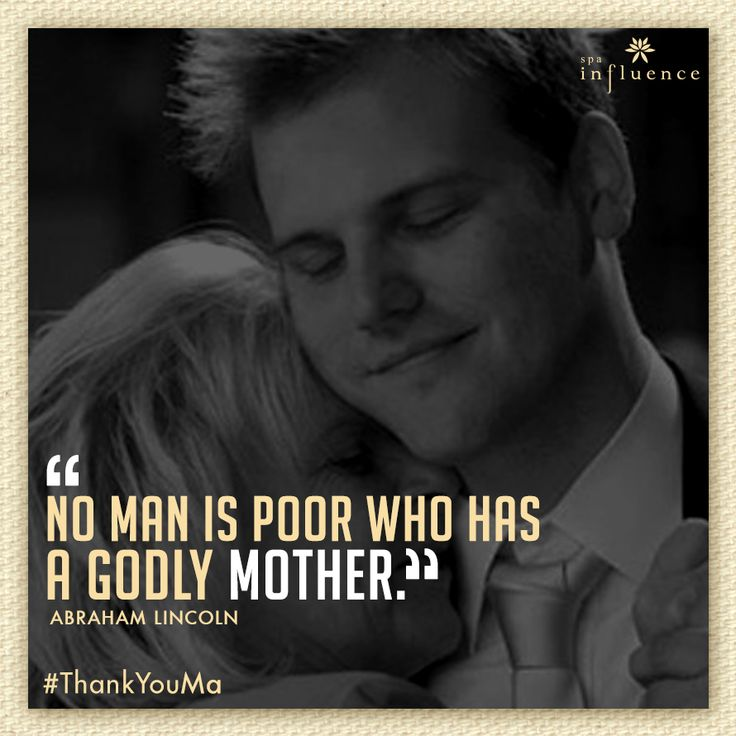 Whether we are rich or poor, our mother is the greatest wealth to us.  #mothersday #quote #spa