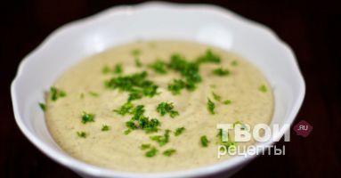 """""""Грибной суп пюре"""" - cамый вкусный рецепт :)"""
