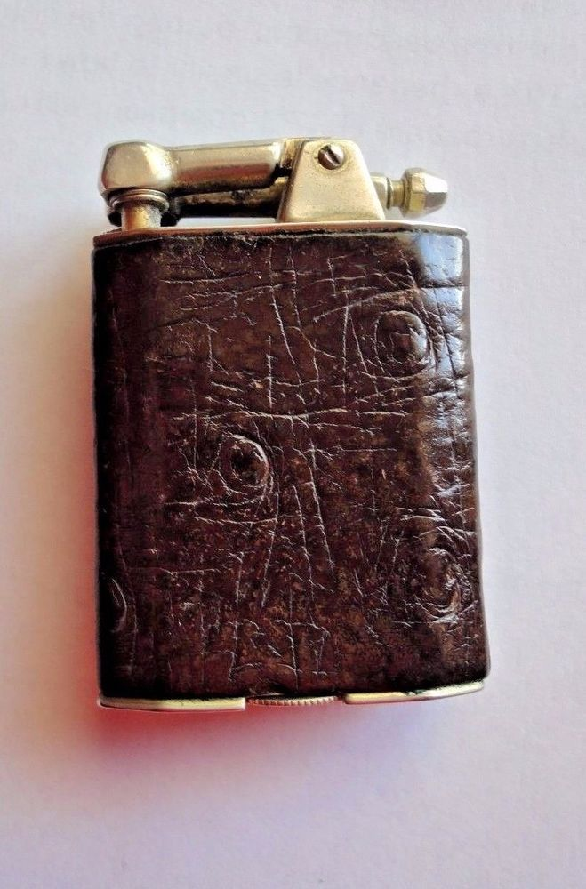Clark Lift Arm Lighter Leather Wrapped  #Clark