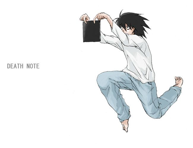 This is totally what L wanted to do when he finally got the Death Note.