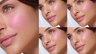 5 ways for blushing