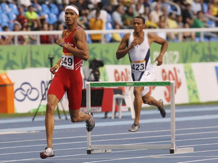 6.En el 2007, participó de los Juegos Panamericanos celebrados en Río de Janeiro, Brasil. (Primera Hora/Juan Luis Martínez)