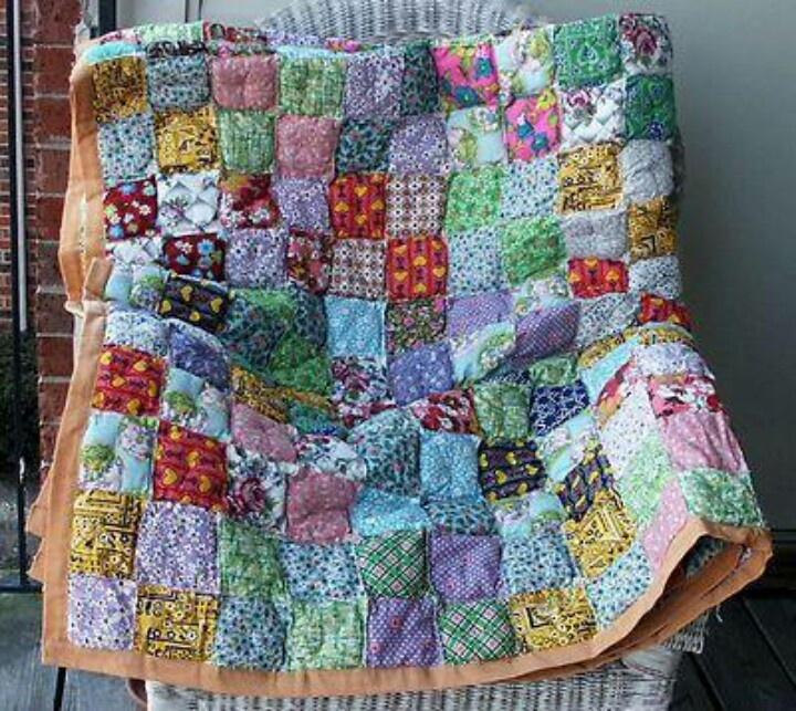 Puff squares