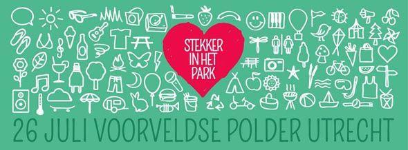 Stekker In Het park festival 2014 - 26 juli
