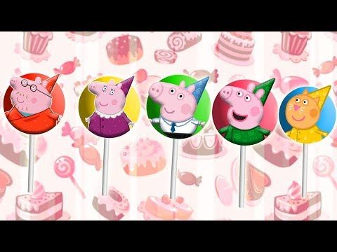 Peppa Pig Happy Birthday Lollipop Finger Family | Nursery Rhymes and More Lyrics - RoRo Fun Channel Youtube  #Masha   #bear   #Peppa   #Peppapig   #Cry   #GardenKids   #PJ  Masks  #Catboy   #Gekko   #Owlette   #Lollipops  #MashaAndTheBear  Make sure you SUBSCRIBE Now For More Videos Updates:  https://goo.gl/tqfFEb Have Fun with made  by RoRo Fun Chanel. More    HOT CLIP: Masha And The Bear with PJ Masks Catboy Gekko Owlette Cries When Given An Injection…