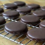 Homemade Thin Mints (better if let to sit a week or more)