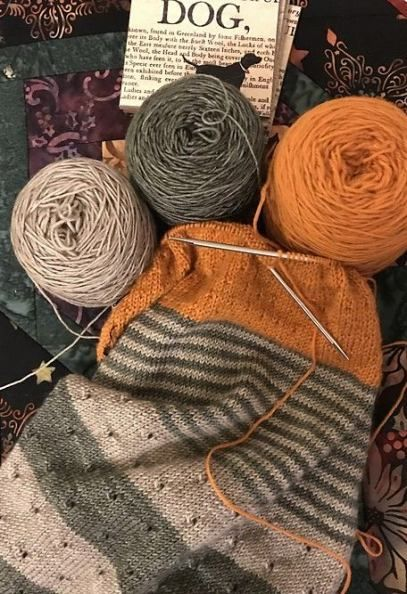 Knitting Tips From A Physical Therapist San Francisco Sport And