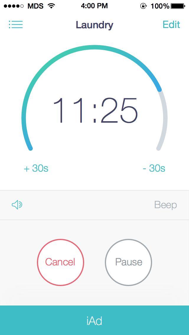 Timer detail   running %28mint%29