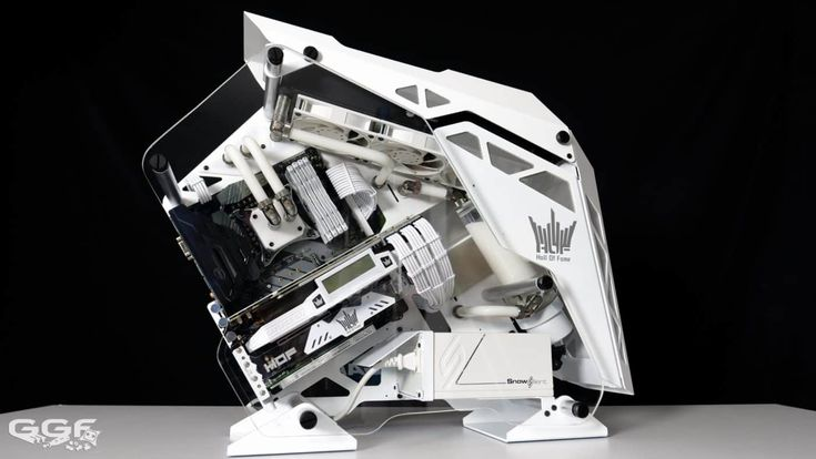 Case Mod Friday: Cougar Conquer HOF Z370 | Computer Hardware Reviews - ThinkComputers.org    Sergio_SR