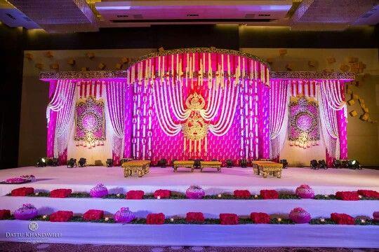 Lovely Telugu wedding decor
