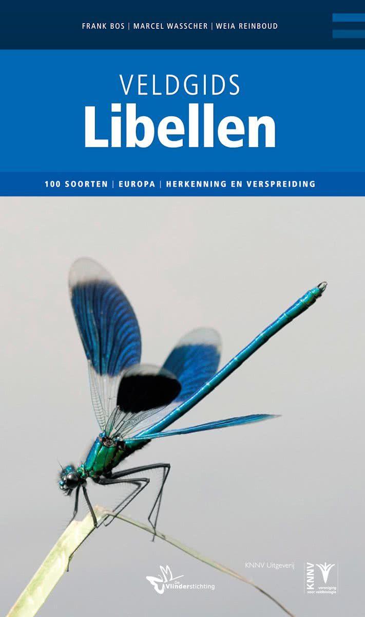 bol.com | Veldgids Libellen, Frank Bos & Marcel Wasscher | 9789050115087 | Boeken