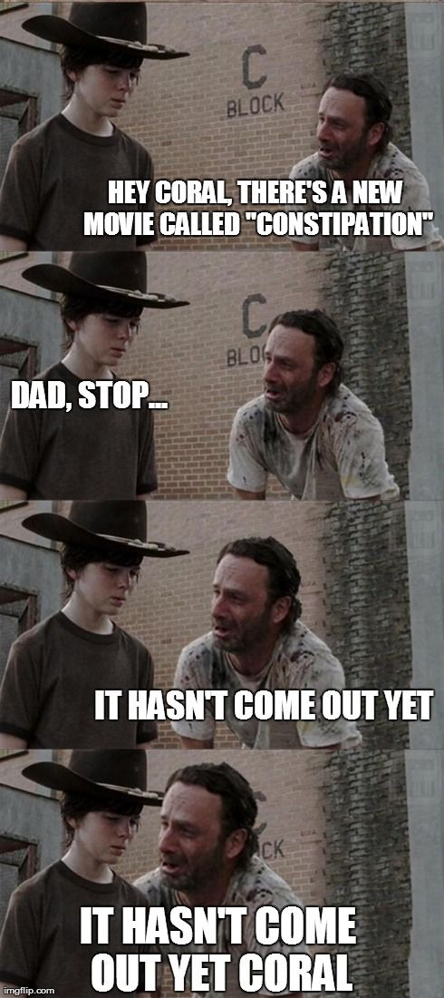 Walking Dead Memes - Dad Jokes And I feel so bad because this was an emotional scene