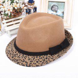 Pura lana cappello di modo
