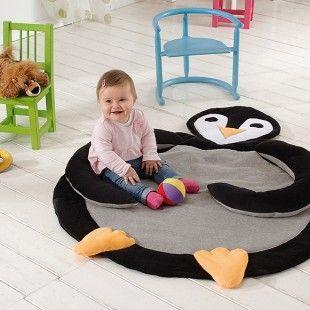 kostenlose Anleitung und Schnittmuster für eine wunderschöne Babydecke
