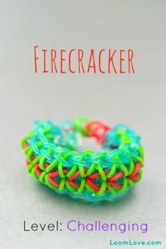 how to make a loom band realy cool