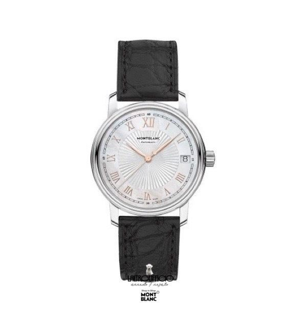 114366  OROLOGIO MONTBLANC TRADITION DATE AUTOMATIC