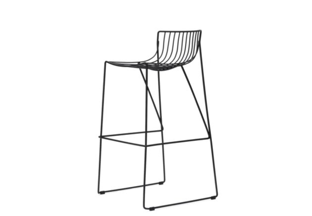 Tio, Bar Stool by Massproductions