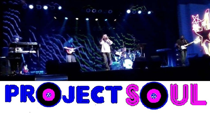 Project Soul Banner from Buffalo Run Casino Miami OK