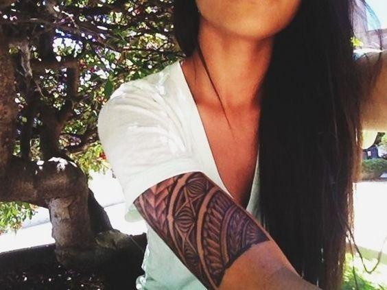 25 best images about tatouage maori bras on pinterest tatouage maorie avant bras inspiration - Tatouage maorie bras ...