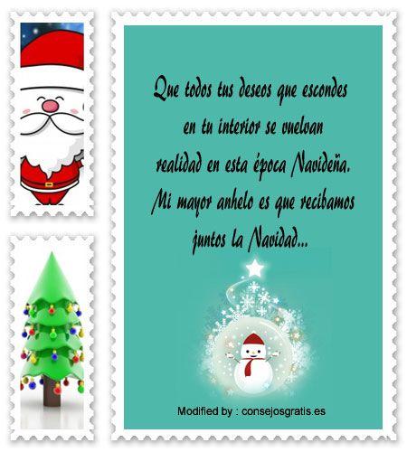 frases para enviar en Navidad a amigos,frases de Navidad para mi novio:  http://www.consejosgratis.es/nuevas-frases-de-feliz-navidad-para-facebook/