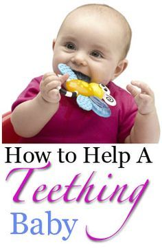 Answers to all of your baby teething questions: at what age to expect it, signs and symptoms, recommended teethers, and how to give your baby some relief from the discomfort of teething