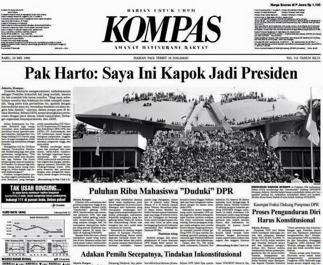 Fahri Hamzah: Ingatlah Kawan Hari Ini 21 Mei Delapan Belas Tahun Lalu  Ingatkah kau kawan seperjuangan Kita melawan dan menumbangkan Kemarin kita peringati hari kebangkitan Hari ini sejarah mencatat kesadaran yang bangkit menggelora mengubah gelegak dalam dada menjadi dentum kepal teriakan yang terus mencari jalan Saat itu dua satu lima sembilan lapan(Fahri Hamzah) __Fb  Ketika peristiwa ini terjadi Jokowi dan Ahok lagi apa? from PORTAL PIYUNGAN http://ift.tt/27JIrqN via IFTTT