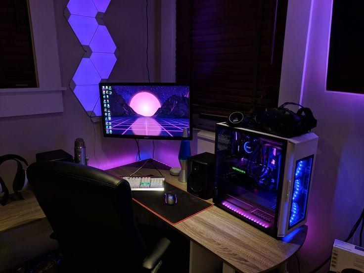 Best Gaming Pc Build 2020.Ift Tt 2k2lgqn Aesthetic Themed Setup For Vr Media