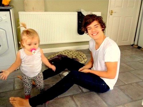 There is a special place in hell were they give Harry Styles kids to play with