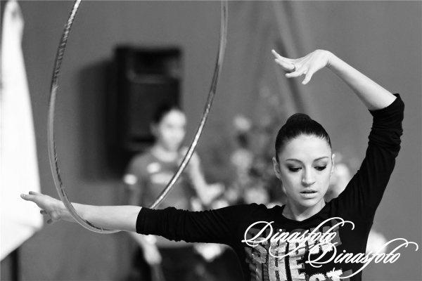 Evgenia Kanaeva-training- Zvenigorod-Feb 2012