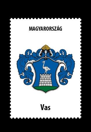 Magyarország • Nyugat-Dunántúl • Vas megye