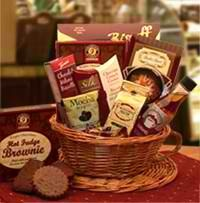 Coffee Gift Basket is perfect for someone who loves coffee NJ Gift Baskets for all occasions, New Jersey Gift Basket, Christmas Gift Baskets,Baskets-n-Beyond ™