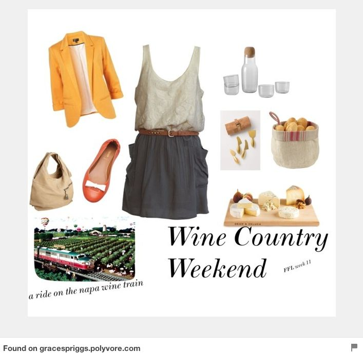 So you just planned your ultimate Napa Valley vacation, but now you need to figure out what to pack and how to prep for...