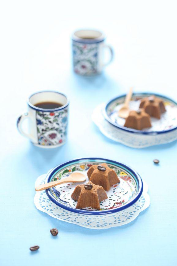 Verdade de sabor: Кофейные мини-пирожные / Docinhos de café