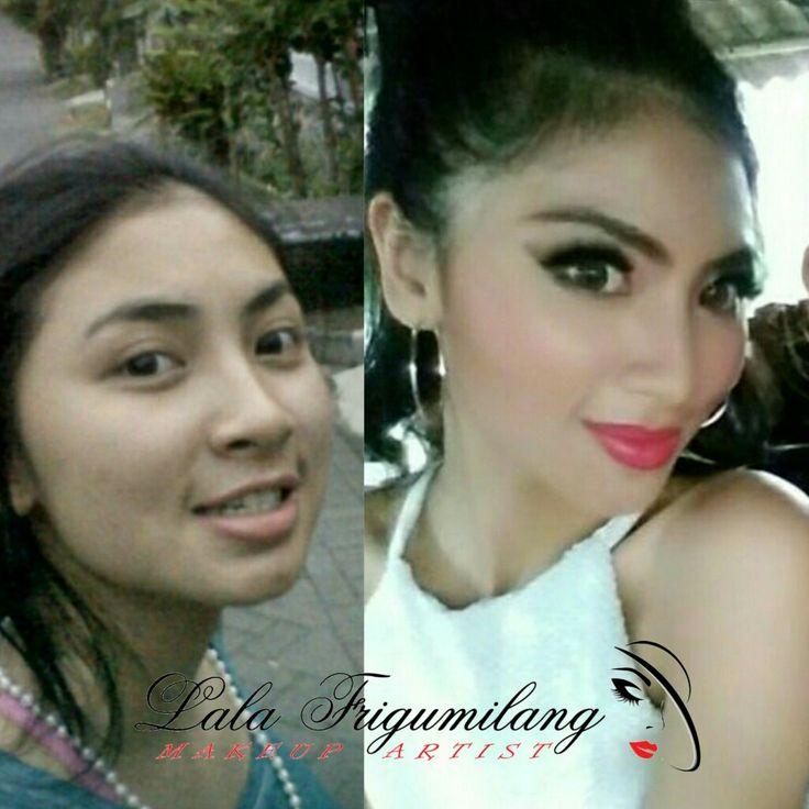 Makeup for photo shoot #makeup #photography