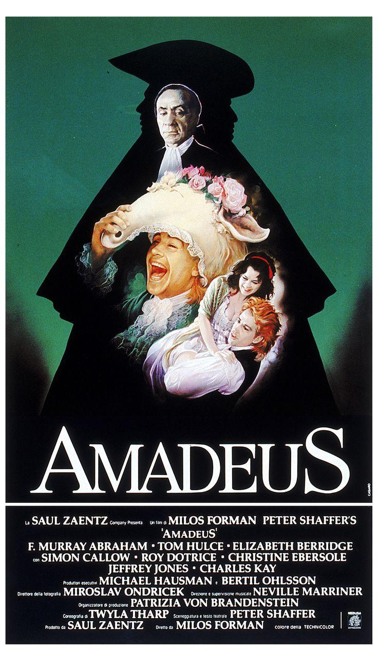 ミロス・フォアマンのアマデウスという映画