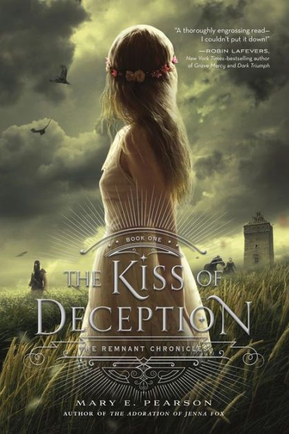 The Kiss of Deception: In a society steeped in tradition, Princess Lia's life follows a preordained course. As First Daughter, she is expected to have the revered gift of sight—but...