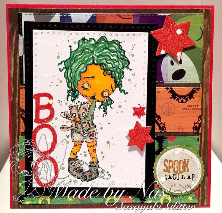 Time for a new challenge over at Oddball Art Stamps Blog http://oddballstamps.blogspot.com.au/ To Get 10% Discount on your next purchase use the code DTNAZ10 Details on my blog http://sasayakiglitter.weebly.com/blog