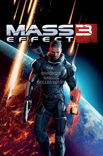 CGC Huge Poster  Mass Effect 3 PS3 XBOX 360 PC  MAS045 16 x 24 41cm x 61cm * Want to know more, click on the image. Note:It is Affiliate Link to Amazon.