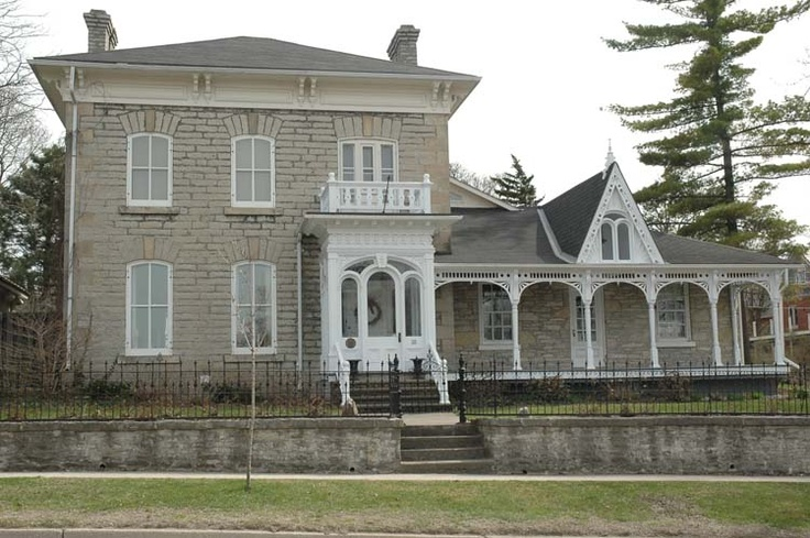 Sanderson House, St. Marys