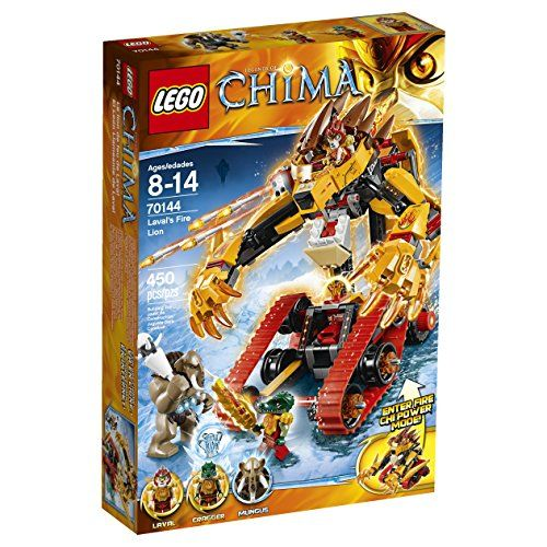 LEGO Chima 70144 Laval's Fire Lion Building Toy LEGO Chima http://www.amazon.com/dp/B00J4S6XBY/ref=cm_sw_r_pi_dp_RQdUvb0BEAFR5