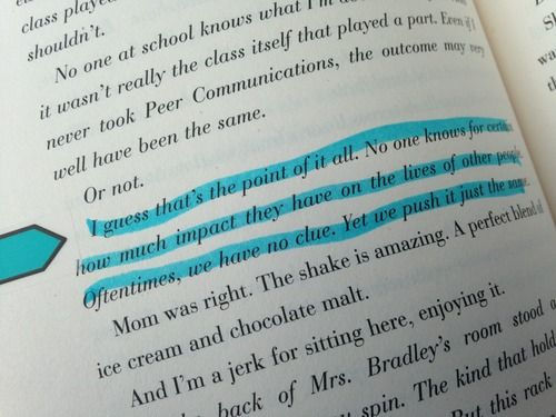13 reasons why quotes from book