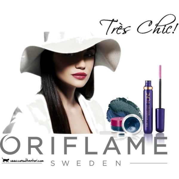 """Oriflame The One by Diliana Popova"" by consultantori on Polyvore"