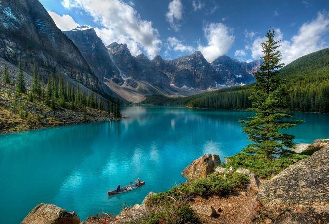 15 Canada montagne rocciose