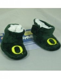 Oregon Ducks booties