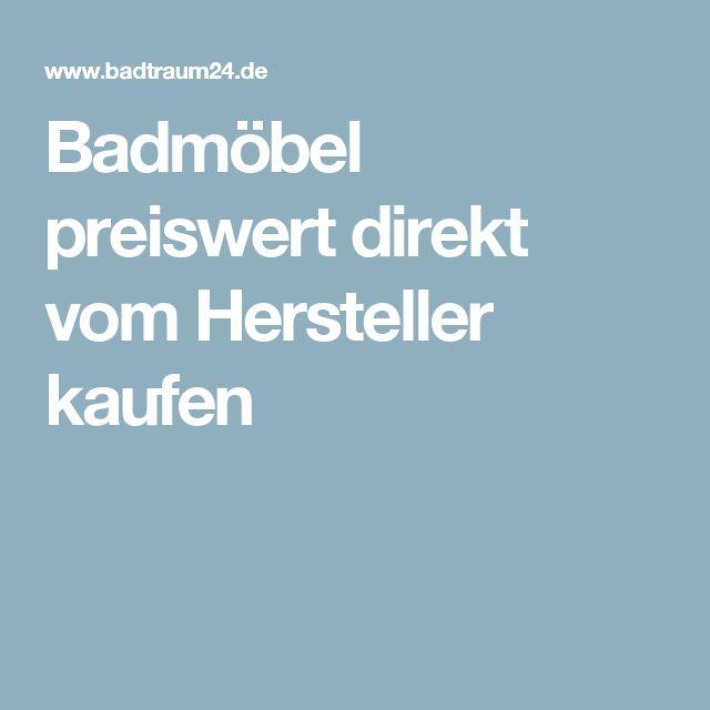 Badmöbel hersteller  Die besten 25+ Badmöbel hersteller Ideen auf Pinterest | Bad Bank ...